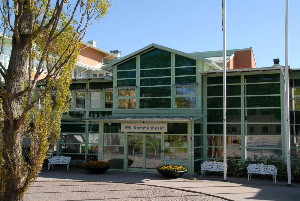 Motala Town Hall.